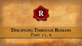 Disciplining Through Romans