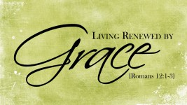 Living Renewed by Grace