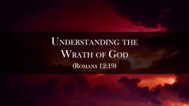Understanding the Wrath of God