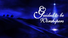 Guided to be Worshipers
