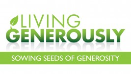 Living Generously: Sowing Seeds of Generosity