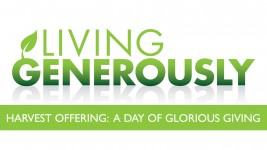 Harvest Offering: A Day of Glorious Giving