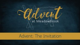 Advent: The Invitation for All People