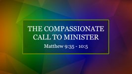 The Compassionate Call to Minister