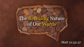 The Revealing Nature of Our Words