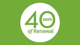 Be Renewed in Your Health